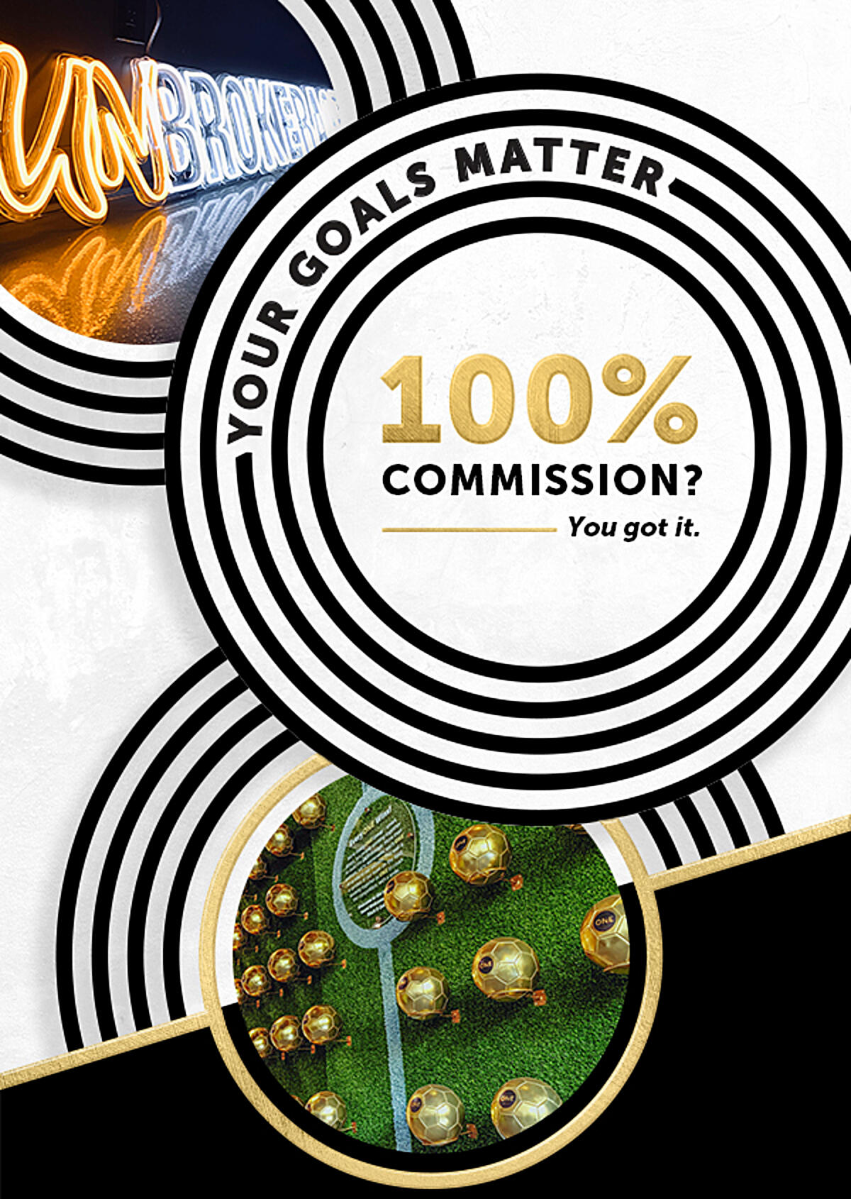 100% Commision? You got it.